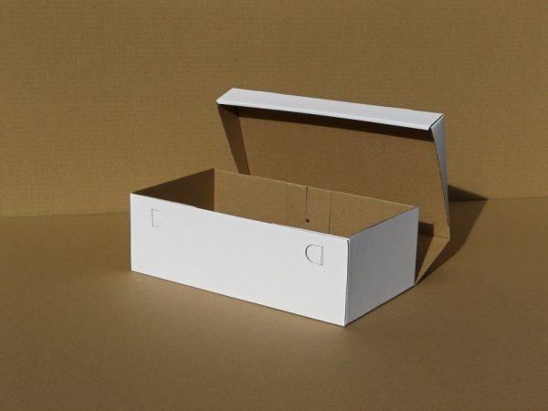 stohovateľná malá výslužková krabička zákusky