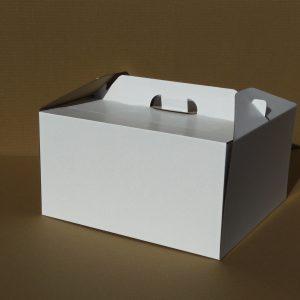 Krabica na dvojposchodovú tortu