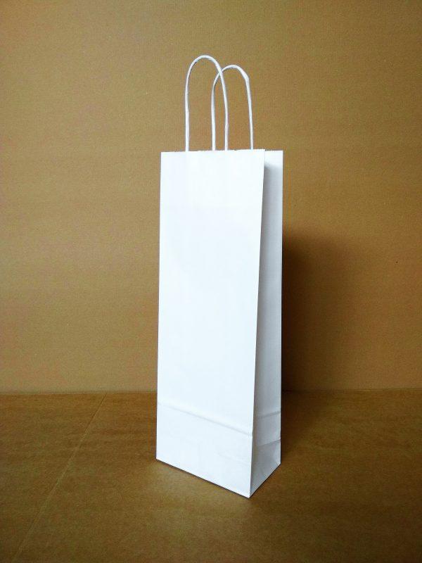 Papierová taška na alkohol