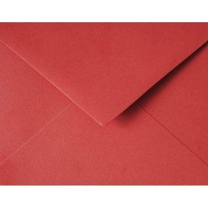 červená obálka