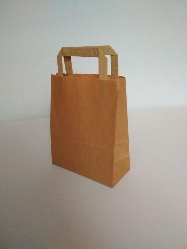 papierová taška na darček suvenír