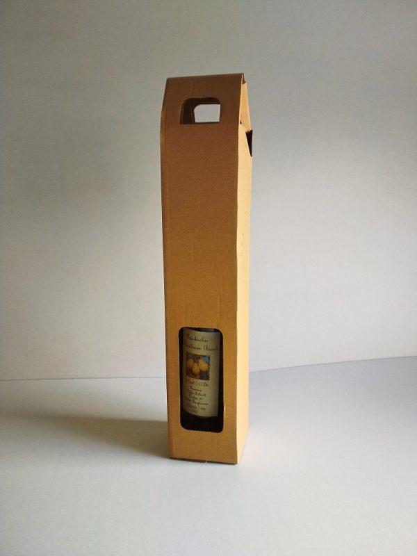 krabica na fľašu