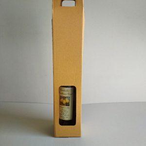 krabica na flasu