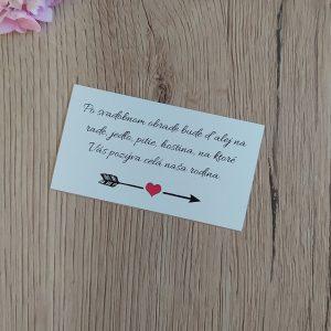 Pozvanie k svadobnému stolu – Svadobné topánky