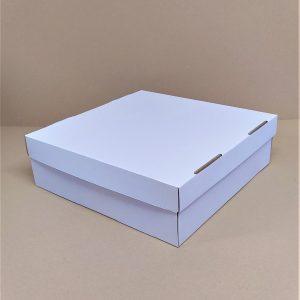 Dvojdielna tortová krabica